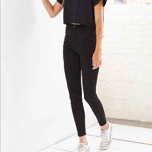 BDG High-rise Black Skinny Jeans